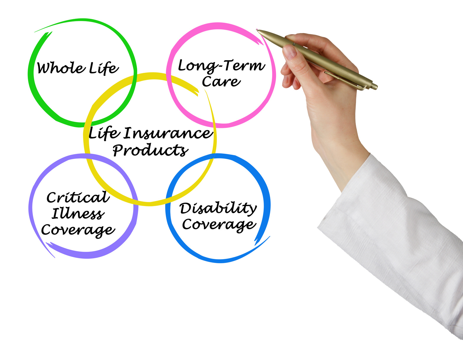 What's the Difference: Term, Whole and Universal Life Insurance