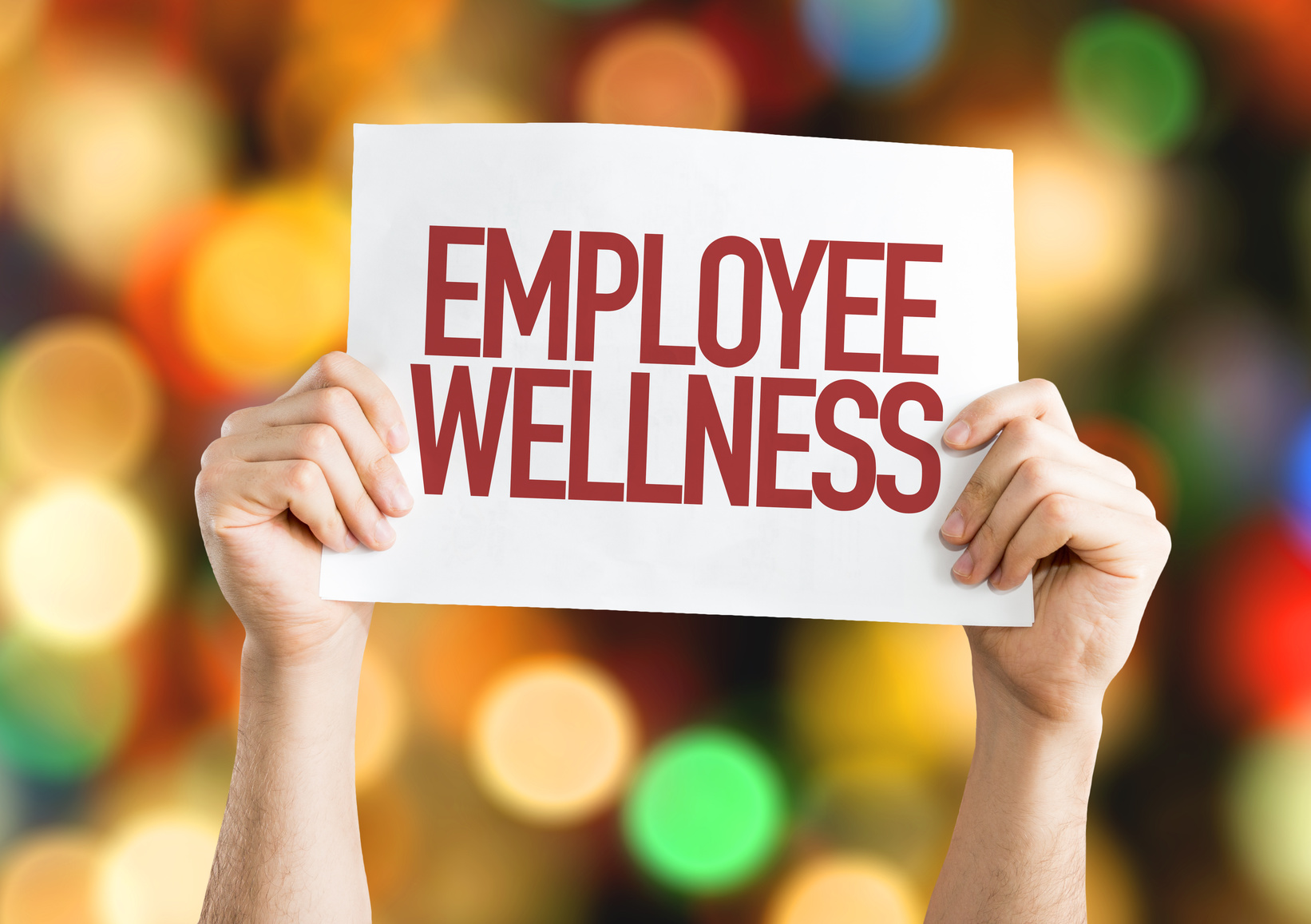 Employee Wellness Programs
