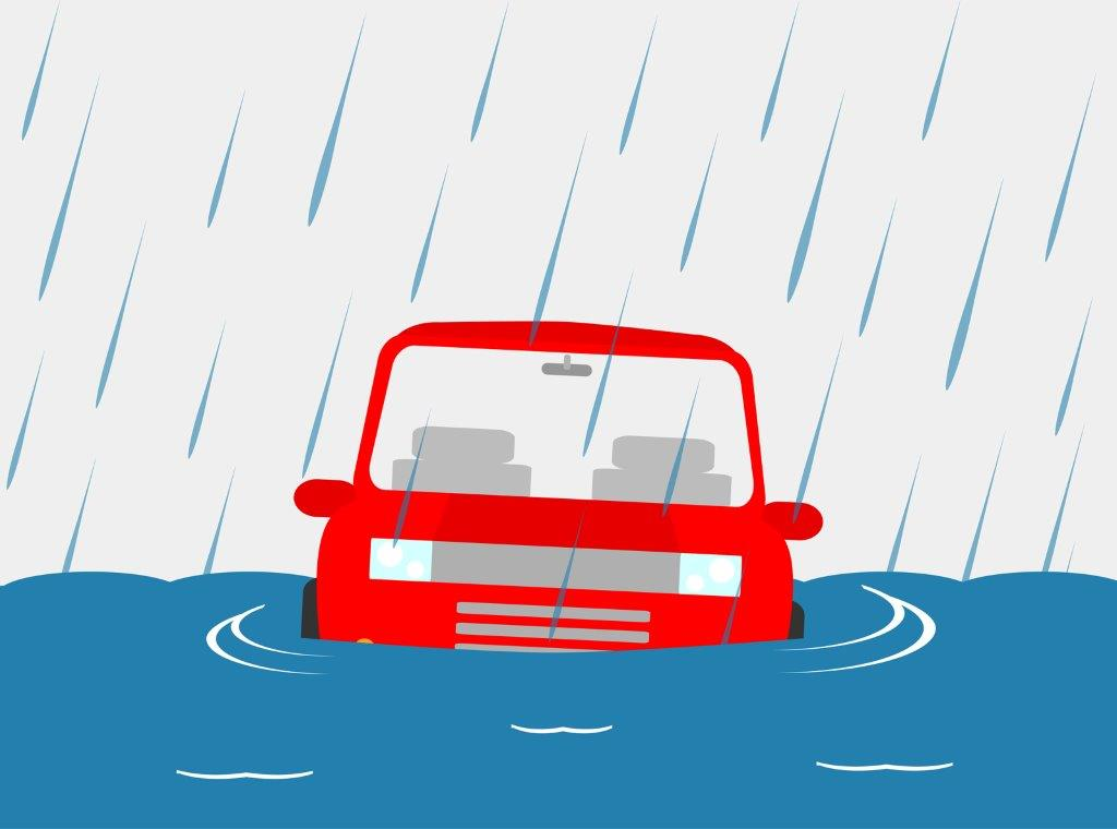 Does Your Car Insurance Cover Flood Damage?