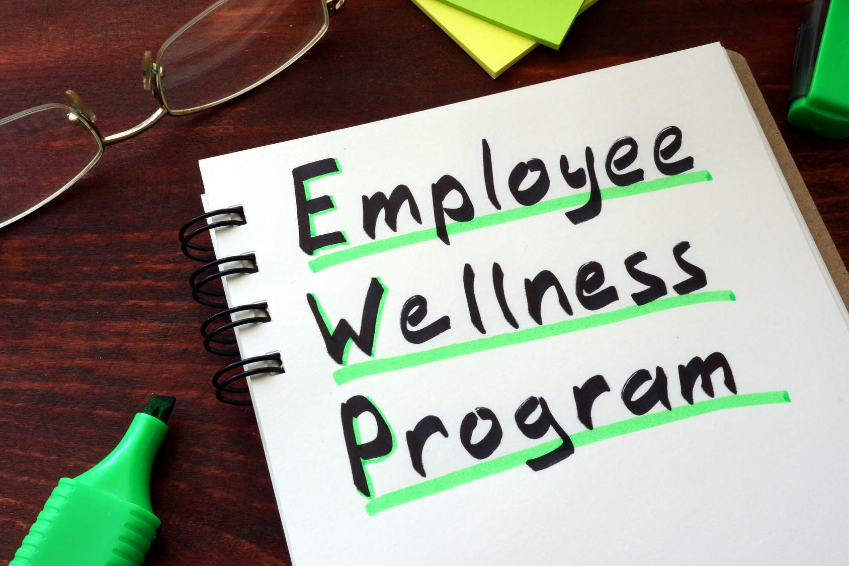 how to create a wellness program