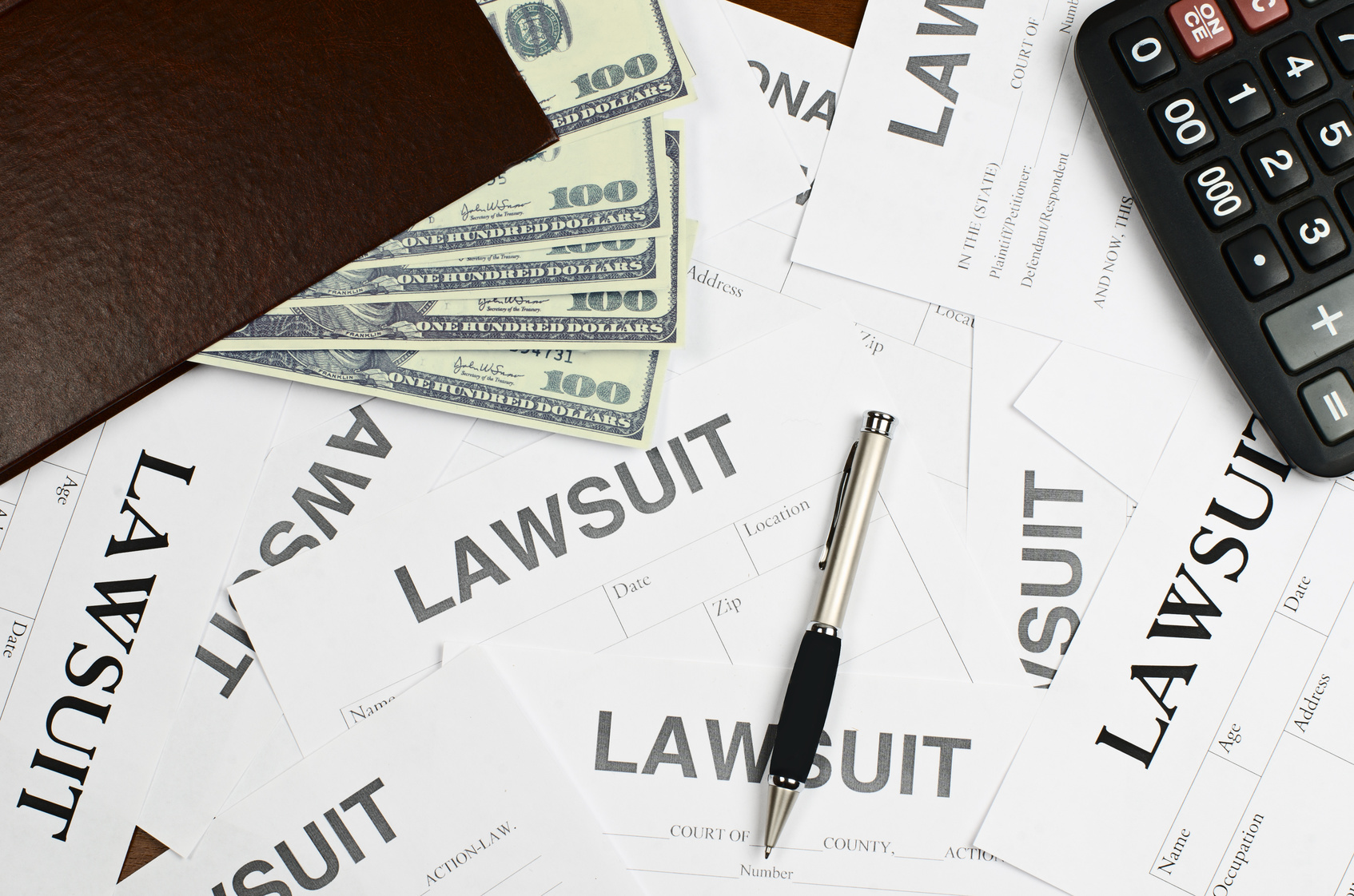 Most common lawsuits business owners should know about