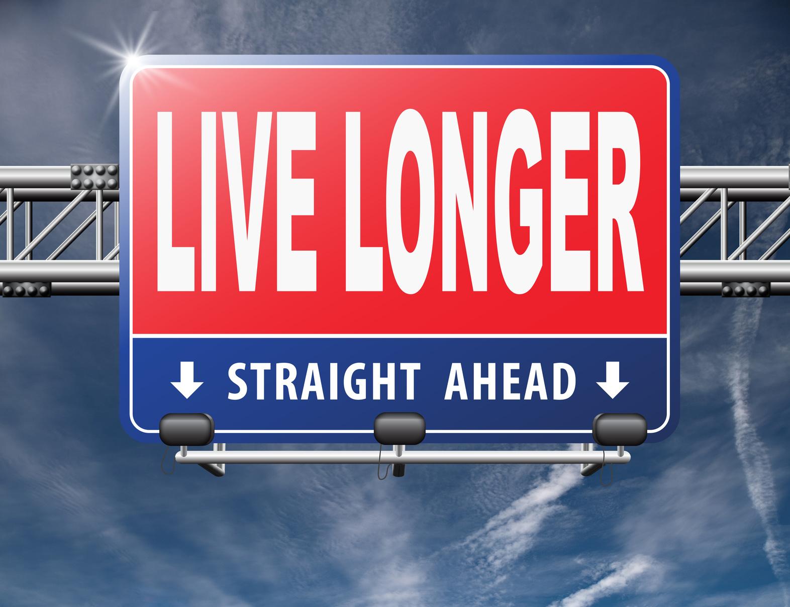 tips for living longer